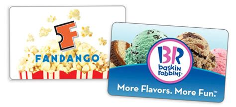 Baskin Robbins Gift Cards - gifts for babies kids non toy ideas for little boys girls