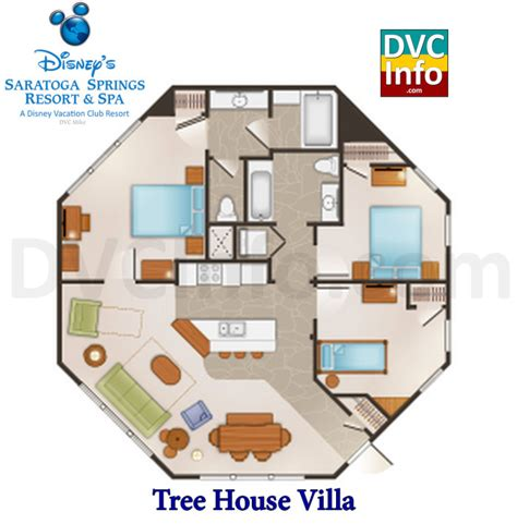 disney floor plans disney treehouse villas floor plan meze