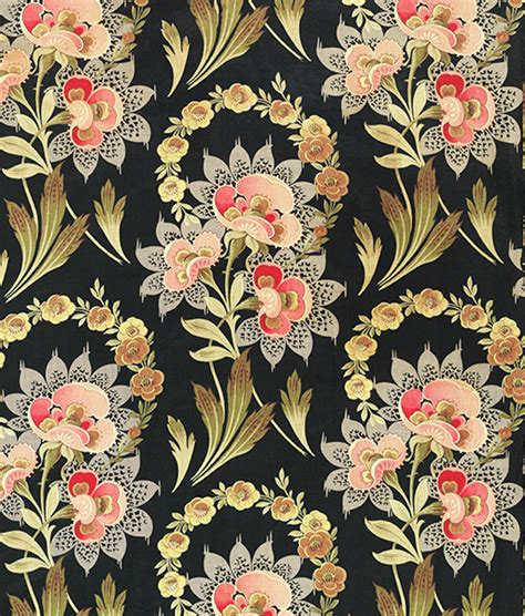 flower design textile susan meller russian textiles by susan meller