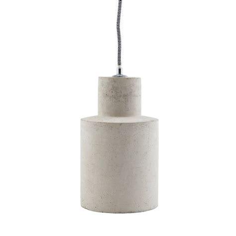 Concrete Pendant Light Concrete Pendant Light By Idyll Home Notonthehighstreet