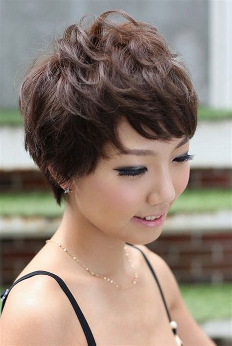 pin curls on pixie cut pretty pin curl pixie cut pixie haircut pixies and