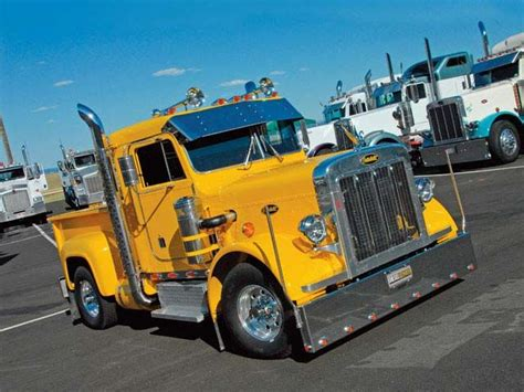 ram rig peterbilt 359 dodge ram big rig diesel power magazine