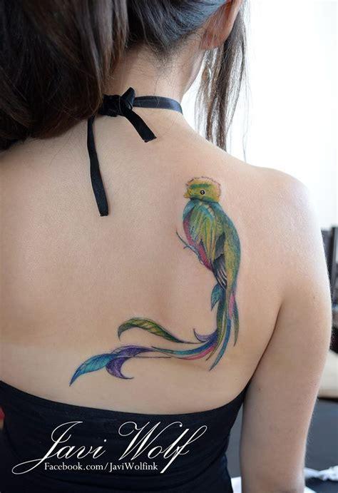 quetzal tattoo 25 best ideas about quetzal on