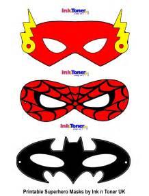 printable super heroes mask superhero masks costume pinterest superhero masking