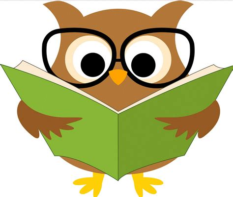 owl reading book classroom information archive rm11rocks page 2