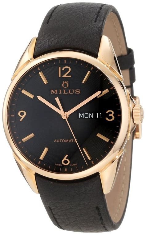 cool luxury watches for milus s tirc400 stainless