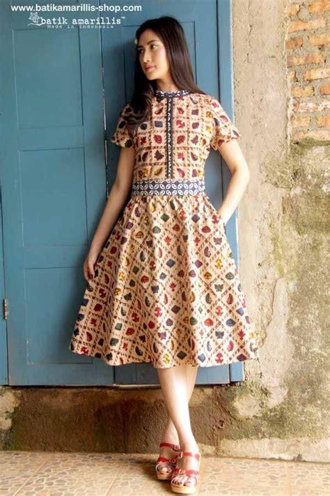 Viandra Dress pin by batik amarillis on batik amarillis s parisian