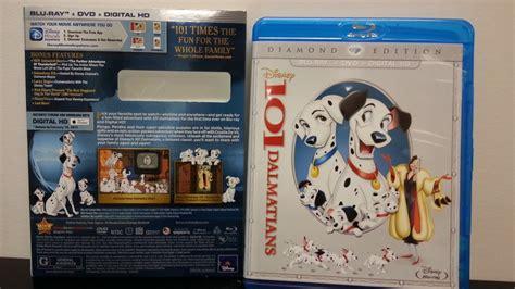 101 dalmatians diamond edition dvd blu ray dvd unwrapping quot 101 dalmatians quot diamond edition