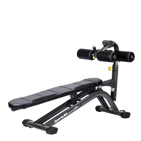 bench strength a995 crunch bench sportsart