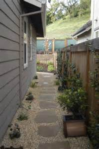 landscaping narrow side yard ideas for the house pinterest side yards yards and landscaping