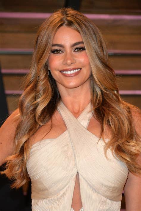 sofia vergara hair color 2016 celebrity sensual long hairstyles hairstyles 2017 hair