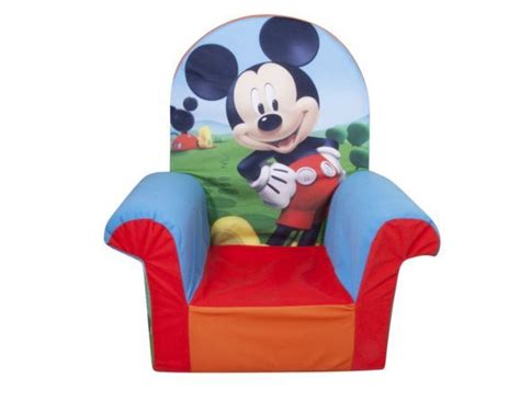 Mickey Mouse Toddler Chair by Mickey Mouse Clubhouse Chair Toddler Upholstered High Back