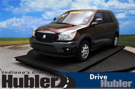 transmission control 2004 buick rendezvous head up display purchase used 2004 buick rendezvous in 1414 e state road 44 shelbyville indiana united states