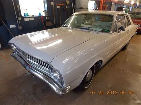 how make cars 1967 ford falcon auto manual sell used 1967 ford falcon t166559 in new london wisconsin united states