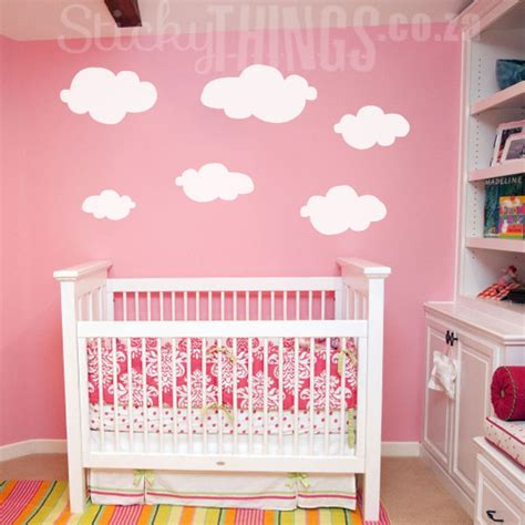 clouds wall stickers clouds wall decal stickythings co za