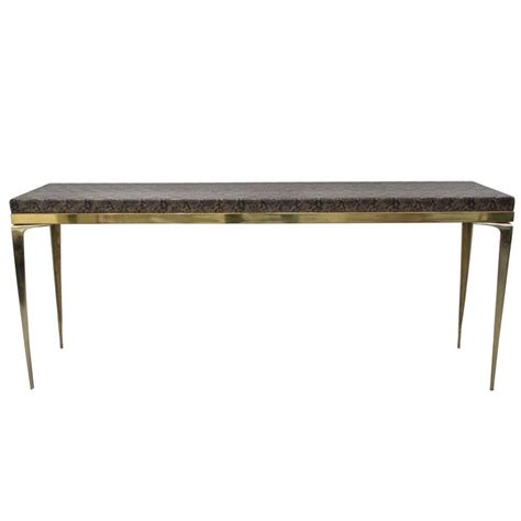 python console python stiletto console for sale at 1stdibs