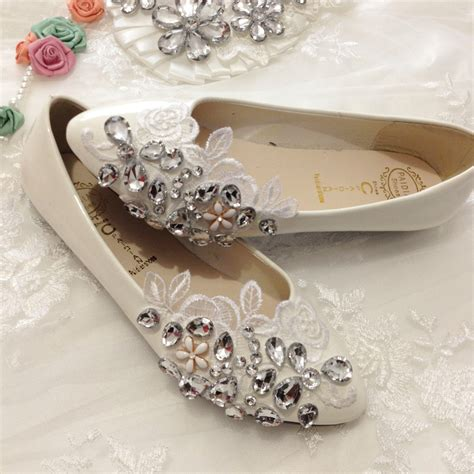 pretty flat wedding shoes beautiful flat wedding shoes 28 images lace beautiful