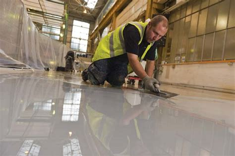 Sika Flooring by Sika Demonstrates Versatility Of Sikafloor And Value Of