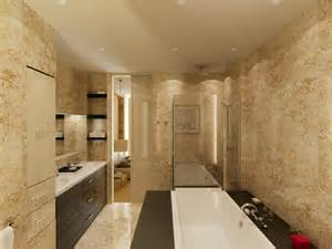 Brown Bathtub 127 Luxury Custom Bathroom Designs