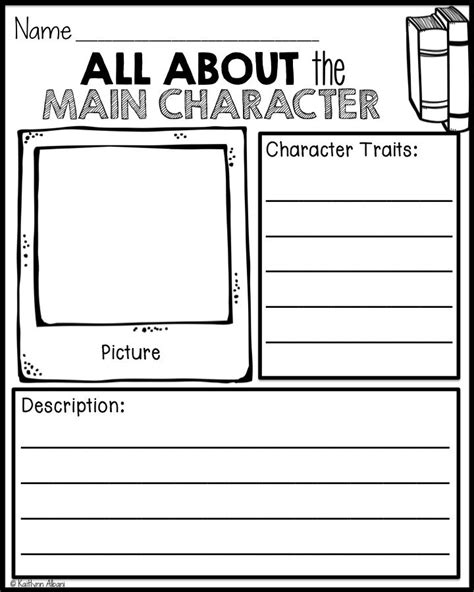 Activities Graphic 1 best 25 character ideas on character
