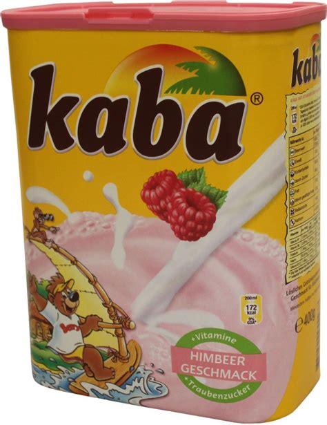 Kaba Strawberry Milk kaba himbeer raspberry milk drink 400g original