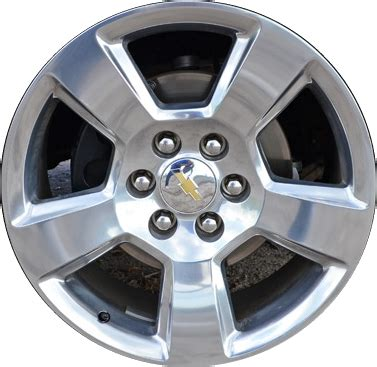 chevrolet silverado 1500 wheels rims wheel rim stock oem