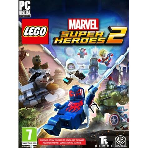 Murah Ps4 Lego Marvel Heroes Reg 2 lego marvel heroes 2 pc