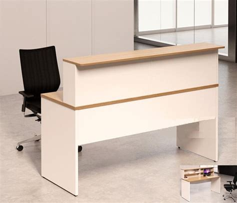 Meja Front Office foshan furniture school reception desk front desk counter design sustainable pals