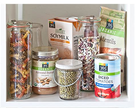 healthy pantry makeover whole foods market