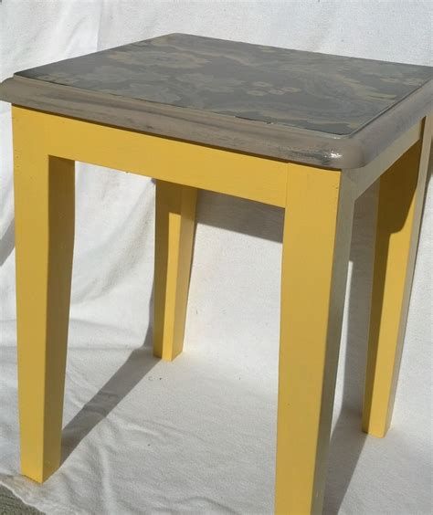 Yellow Accent Table Pinterest Discover And Save Creative Ideas