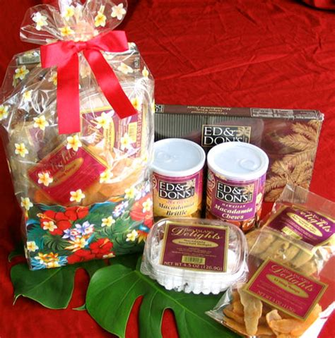 custom hawaiian gift baskets available from with our aloha