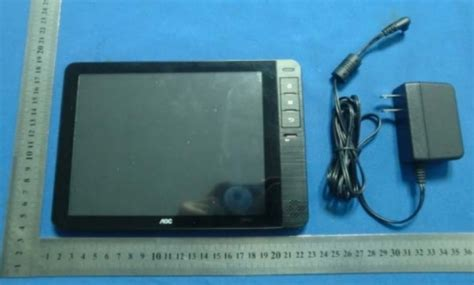 aoc e800 android tablet spotted at the fcc notebookcheck