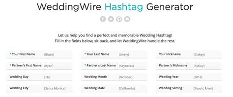 Wedding Hashtags Puns by Wedding Hashtags Productions