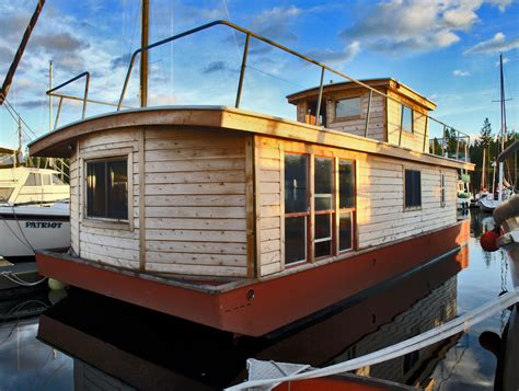 living in a house boat the owl houseboat for sale affordable waterfront living
