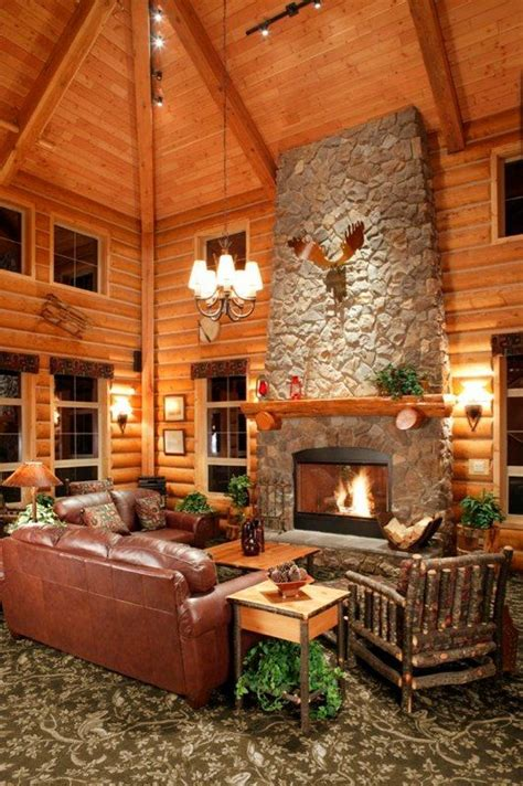 interior design for log homes 17 best ideas about cabin interior design on