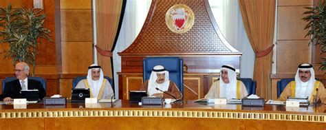 Bahrain Cabinet by Bahrain News Agency Hrh Premier Chairs Cabinet Meeting