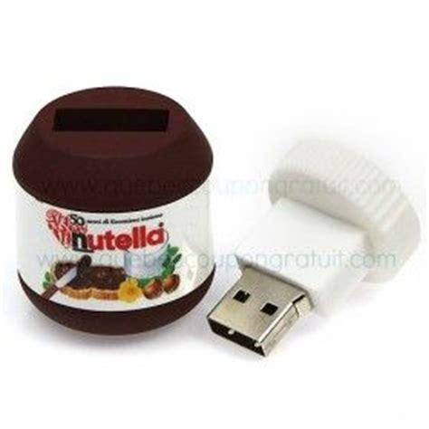 concours nutella gagnez une cl 233 usb nutella fancy usb