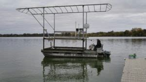 boat dock installation and removal near me services shetek marine