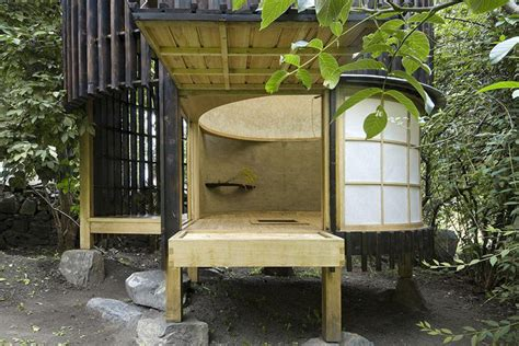 backyard tea house a1 s tea house in the garden is a natural sanctuary in