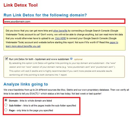 Link Detox Score by 11 Fantastic Tools And Strategies To Recover From Link