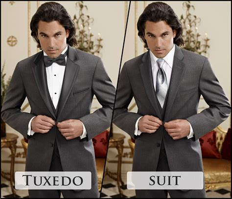 tuxedo for wedding should i wear a tuxedo or a suit for my wedding
