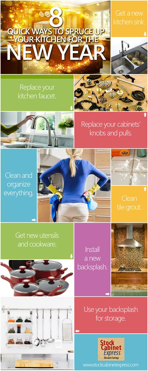 outfit your kitchen for the new year kitchen essentials inside 8 quick ways to spruce up your kitchen for the new year