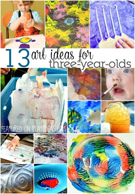 painting for three year olds activities picmia