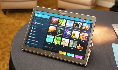 Samsung Galaxy Tab Galaxy S6 by Samsung Berencana Membuat Tablet Mirip Galaxy S6 Oketekno