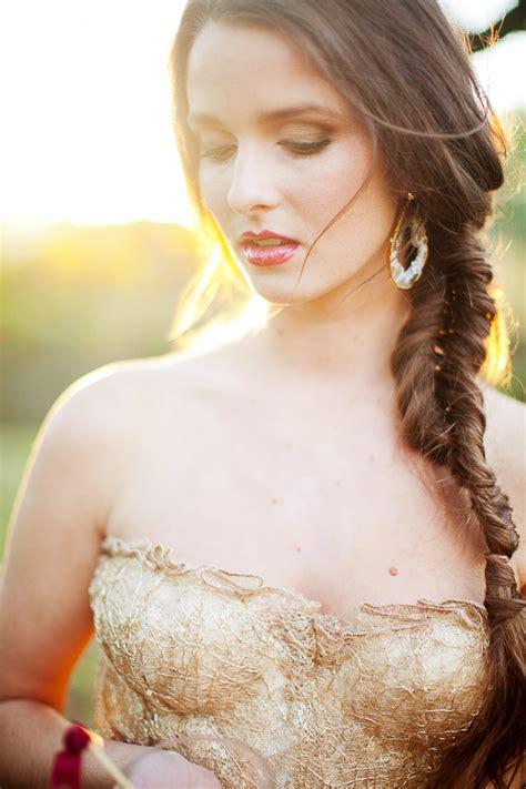 Wedding Hairstyles Fishtail Braid by Fishtail Braid Wedding Hair Elizabeth Designs The