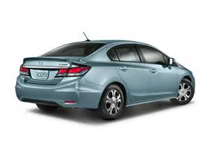 Honda Civic Reviews 2015 2015 Honda Civic Hybrid Price Photos Reviews Features