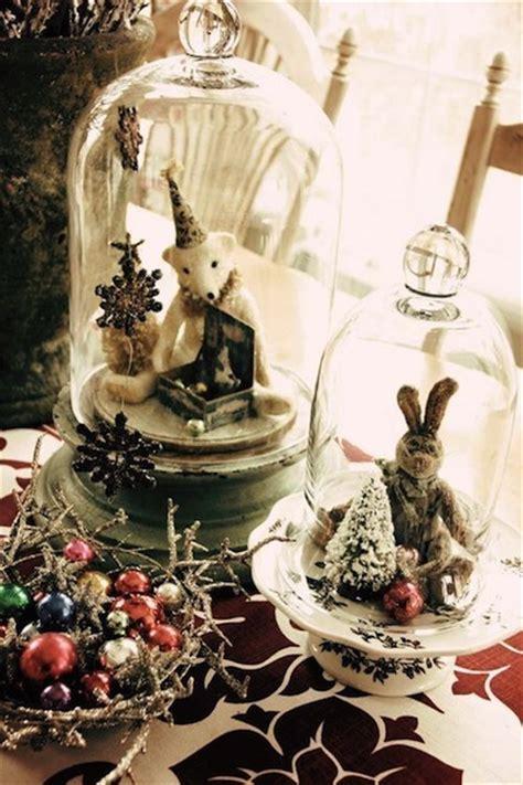vintage christmas table decorations la boutique vintage