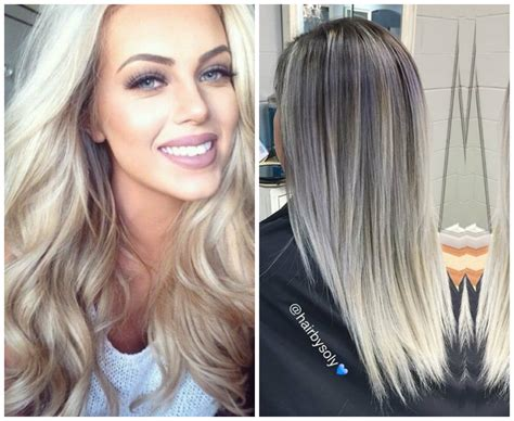 platinum color hair for hairzstyle