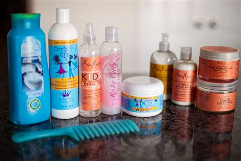 the best natural hair products for children biracial hair care routine for kids