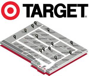 target map for black friday target black friday doorbusters revealed in store maps